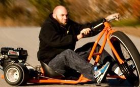 Big Wheel Drift Trike - Xe drift đồ chơi dành cho người lớn
