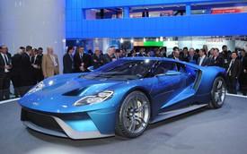 """Ford GT và Ford Focus RS đồng loạt """"hạ cánh"""" tại Geneva"""