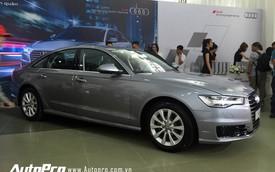 Audi A6 tiết kiệm xăng ra mắt cùng đại sứ mới