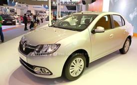 Khám phá sedan và hatchback giá rẻ của Renault cho thị trường Viêt