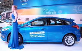 Chi tiết Ford Focus mới sử dụng động cơ Ecoboost, giá 899 triệu đồng