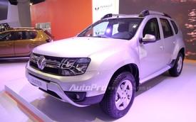 "Renault Duster, xe SUV cỡ nhỏ ""bổ, rẻ"" mới toanh"