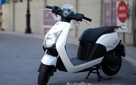 Xe máy điện Prinz - bất ngờ đến từ Honda cho thị trường Việt
