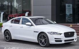Xe sang cấp thấp Jaguar XE có gì hay hơn các đối thủ?