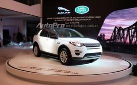 Land Rover Discovery Sport 2015 chính thức ra mắt thị trường Việt