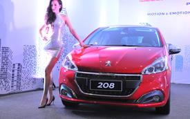 Peugeot 208 mới – hatchback nhỏ xinh dưới 1 tỷ cho phụ nữ đô thị