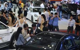 Sẽ có hai triển lãm ôtô lớn trong năm nay?