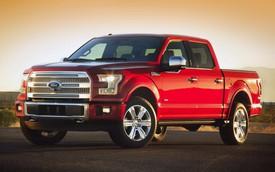 Ford đứng đầu về doanh số tại Mỹ trong 5 năm liên tiếp