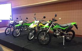 Cào cào Kawasaki KLX150 có phiên bản đặc biệt