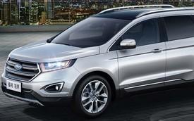 """Ford Edge Limited - Hàng """"thửa"""" cho thị trường Trung Quốc"""