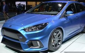 Ford Focus sẽ có bản đặc biệt, nhanh hơn cả Mercedes-AMG A45