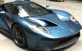 Siêu xe Ford GT 2016 bị lầm tưởng là... xe độ