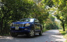 Bất chấp đối thủ mới Nissan Navara và Mitsubishi Triton, Ranger vẫn đắt hàng