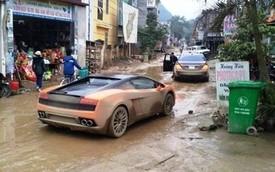 """""""Méo mặt"""" vì chơi xe sang, siêu xe ở Việt Nam"""