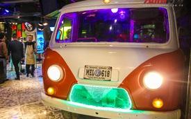 Garage3, quán bar cho dân mê xe