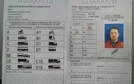 Danh sách 85 nước người Việt Nam có Giấy phép lái xe quốc tế được sử dụng