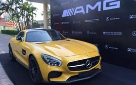 """""""Hàng hot"""" AMG GT S Edition 1 xuất hiện tại Hà Nội"""
