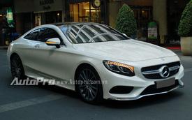 """""""Tóm gọn"""" Mercedes-Benz S500 AMG Coupe 7,2 tỷ Đồng trên phố Sài Gòn"""