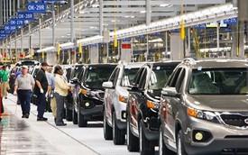 Năm 2016 dự kiến giảm thuế nhập khẩu 8 dòng ô tô theo cam kết WTO