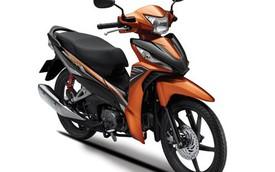 Xe số bán chạy nhất của Honda ra màu mới, giá không đổi