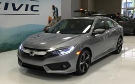 """Honda Civic 2016 - Ứng cử viên sáng giá cho danh hiệu xe """"xanh"""" của năm"""