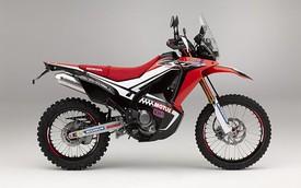"""Honda CRF250 Rally - """"Người tình trong mộng"""" của dân off-road"""