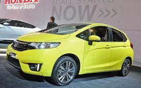 """Xe hatchback cỡ nhỏ Honda Jazz bị khách hàng """"làm ngơ"""""""