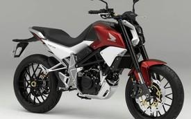 Naked bike thiết kế đẹp Honda SFA 150 có thể đi vào sản xuất