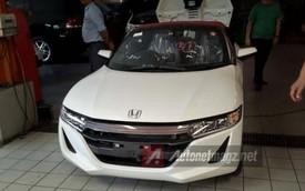 Honda S660 lần đầu xuất hiện tại Indonesia