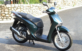 Honda SH 2015 với khóa thông minh có làm nên đột phá trên thị trường?