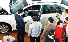 Họp kín về giá ô tô: Lợi ích người tiêu dùng ở đâu?