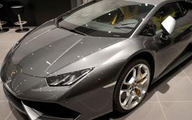 Giảm giá kịch sàn, Lamborghini Huracan chính hãng đã tìm được chủ nhân