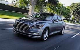 Hyundai chính thức công bố Genesis thành thương hiệu xe sang