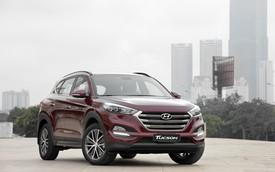 Hyundai Tucson 2016, đối thủ của Mazda CX-5 ra mắt giá từ 925 triệu đồng