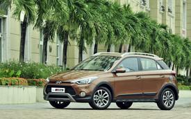 Về Việt Nam, xe hot Hyundai I20 active chốt giá 619 triệu đồng