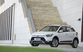 Hyundai i20 Active đã hiện diện ở Hà Nội