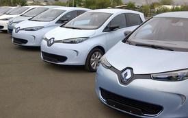 """20.000 ô tô điện Renault sắp """"đổ bộ"""" Việt Nam"""