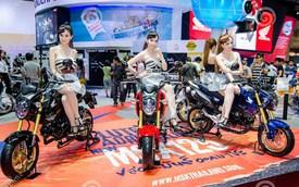 Việt Nam sắp có triển lãm xe máy đầu tiên