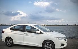 Đánh giá Honda City 2015 – Cảm giác thể thao cho xe hạng B