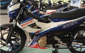 Cạnh tranh với Exciter Camo, Suzuki ra mắt Raider bản độ đặc biệt