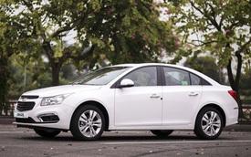 Chevrolet Cruze 2015: Thiết kế đẹp, tính năng hay, vận hành khác biệt