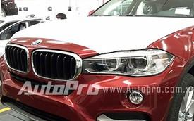 Nóng trong ngày: BMW X6 2015 ra mắt Việt Nam trong chiều nay