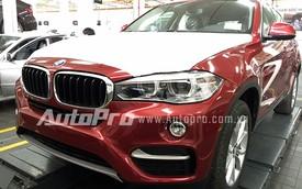 Ảnh sống BMW X6 hoàn toàn mới trước ngày ra mắt tại Việt Nam