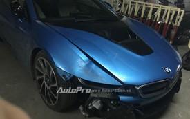 Điểm mặt những vụ BMW i8 tai nạn đình đám