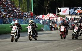 Những hình ảnh đẹp nhất của vòng đua Honda Racing tại Bình Dương