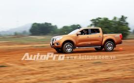 Nissan Navara 2015 có làm nên thế chân vạc trên thị trường bán tải