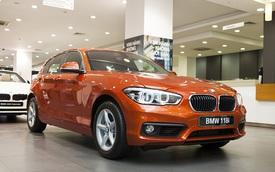BMW 1-Series phiên bản mới giá gần 1,3 tỷ Đồng ra mắt Việt Nam
