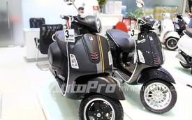 Cận cảnh cặp đôi xe ga Vespa 150 phân khối mới tại Việt Nam