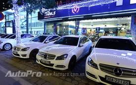 Có một câu lạc bộ Mercedes C-Class dành cho người trẻ