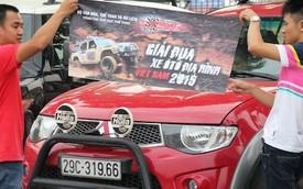 Sáng nay chính thức khai màn giải đua xe địa hình hấp dẫn nhất Việt Nam